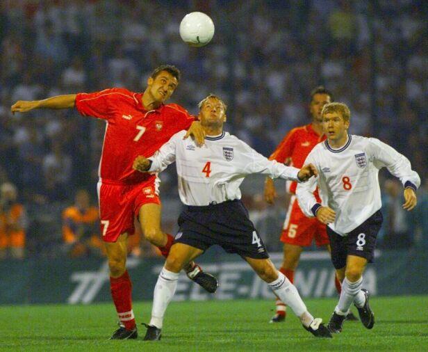 Polska - Anglia 0:0 w Warszawie Maciej Zienkiewicz /Agencja Gazeta