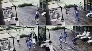 """Atak na izraelskich piłkarzy. """"Była to grupa pseudokibiców"""""""
