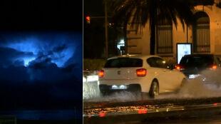 Intensywne opady, ryzyko powodzi i lawin błotnych. Gwałtowna pogoda w Hiszpanii