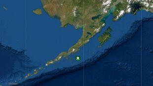 Trzęsienie ziemi na Alasce. Ostrzegano przed tsunami