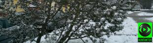 Opady śniegu, marznące deszcze, wiatr do 80 km/h. Sprawdź, co jeszcze przyniesie nadchodzący tydzień