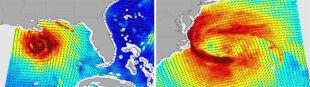 Sandy i Katrina: podobieństwo pozorne. Porównanie strasznych gigantów