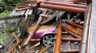 Gwałtowna burza w Bułgarii