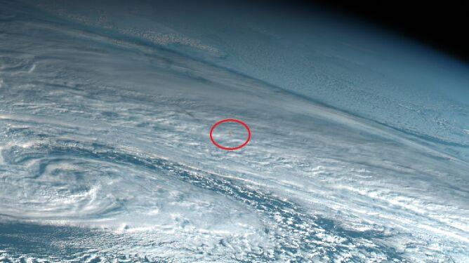 Takie meteory nie zdarzają się często (Simon Proud/University of Oxford/Japońska Agencja Meteorologiczna)