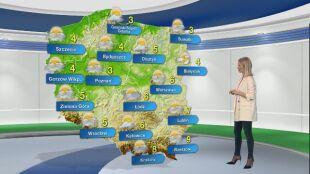 Pogoda na piątek 4.12