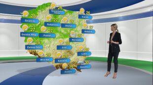 Prognoza pogody na czwartek 6.08