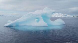 Na Antarktydzie odnotowano temperaturę powyżej 18 stopni